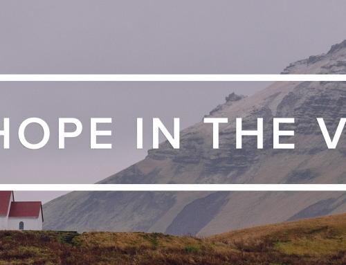 Hope in the Ruts
