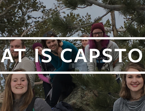 What is Capstone?